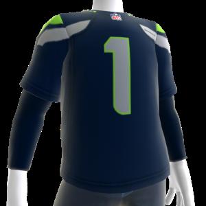 Seahawks Fan Jersey