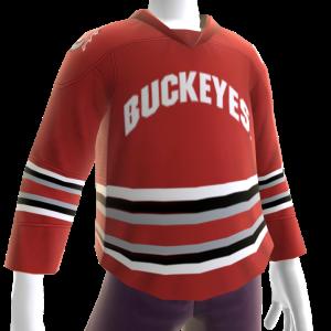 Ohio State Hockey Jersey