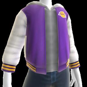 LA Lakers Varsity Jacket