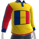 Romania Rugby Jersey