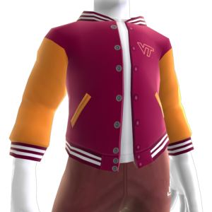 Virginia Tech Varsity Jacket