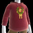 Pu der Bär Weihnachtspullover