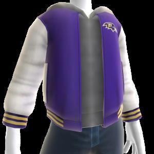 Baltimore Varsity Jacket