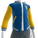 West Virginia Varsity Jacket