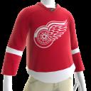 Camiseta de Detroit Red Wings