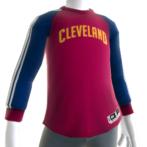Cleveland Shooting Shirt