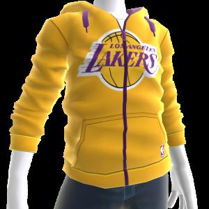 Lakers Zip Hoodie