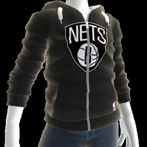 Nets Zip Hoodie