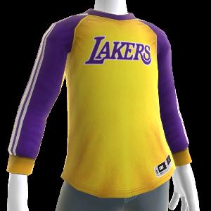 LA Lakers シューティング シャツ