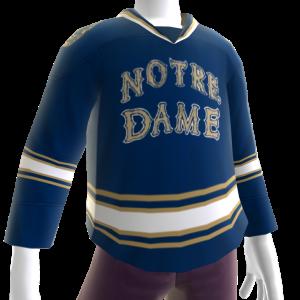 Notre Dame Hockey Jersey
