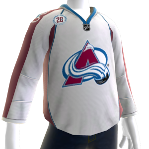 Avalanche 2016 Away Jersey
