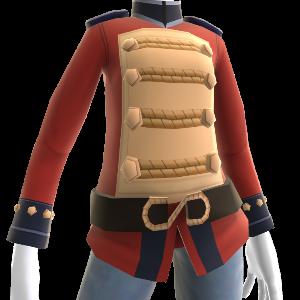 Veste de soldat de l'Albion (F)