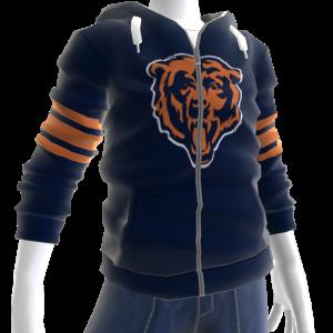 Bears Zip Hoodie