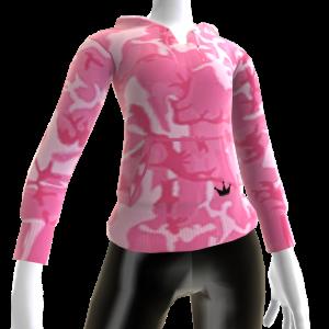 KKZ Pink Camo Hoodie