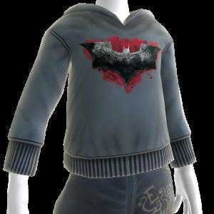 The Dark Knight Rises Batman Logo Hoodie #2