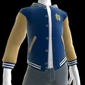 Notre Dame Varsity Jacket