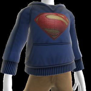 Superman - Man of Steel Hoodie