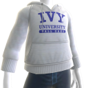 Ivy University Hooded Sweatshirt