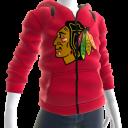 Blackhawks Zip Hoodie