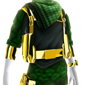 Battle Gear - St. Patty's Gold