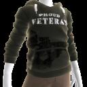 Patriot Veteran Hoodie