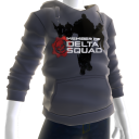 Hoodie Integrante do Delta