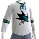 San Jose Sharks Away Jersey