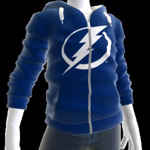 Lightning Zip Hoodie