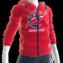 Wizards Zip Hoodie