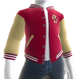Boston College Varsity Jacket