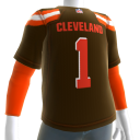Browns Fan Jersey