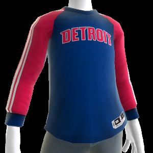 Camiseta de entrenamiento de Detroit