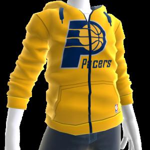 Pacers Zip Hoodie