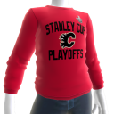 Flames Playoff Thermal
