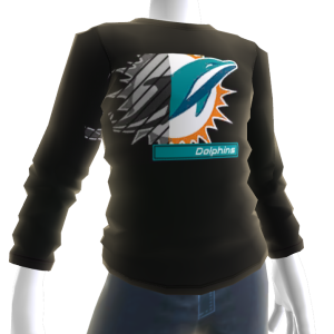 Dolphins Thermal Long Sleeve