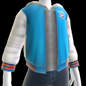 Oklahoma City Varsity Jacket