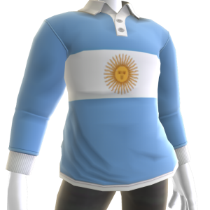 Argentina Rugby Jersey
