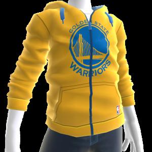 Warriors Zip Hoodie