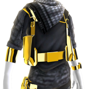 Battle Gear - Gold