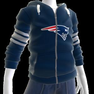 Patriots Zip Hoodie