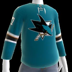 Sharks 2018 Jersey