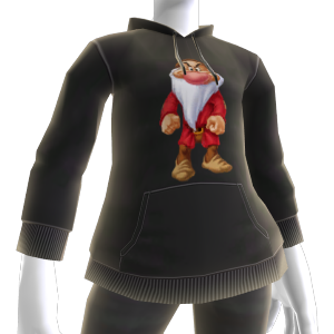 Blusa do Zangado