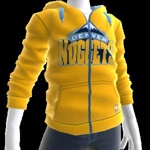 Nuggets Zip Hoodie