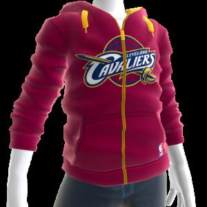 Cavaliers Zip Hoodie