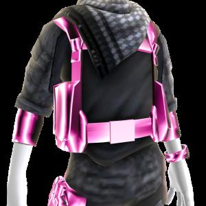 Battle Gear - Pink Black