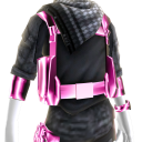 Battle Gear - Pink Black