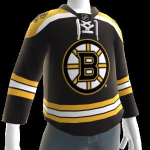 Bruins 2017 Home Jersey