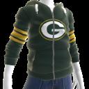 Packers Zip Hoodie