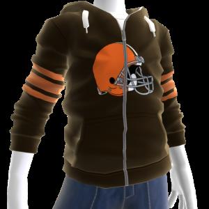Browns Zip Hoodie