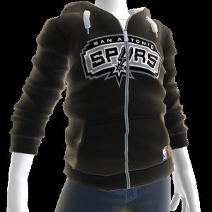 Spurs Zip Hoodie